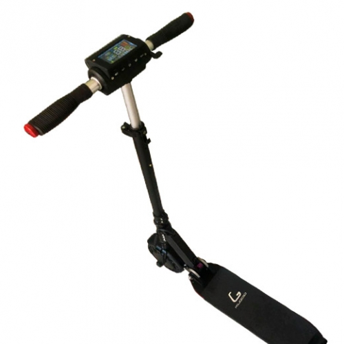 Куго S3 Pro Jilong: дисплей