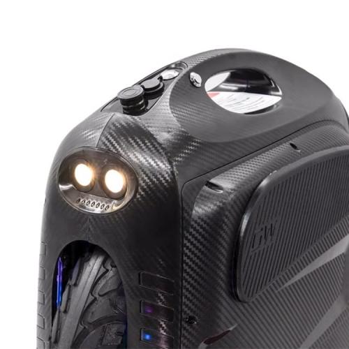Gotway MSuper Pro HT (1800 Wh): верхняя часть корпуса