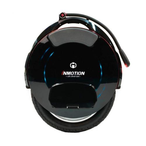 Inmotion V10 вид сбоку
